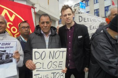Ealing demands rethink over Southall Jobcentre closure