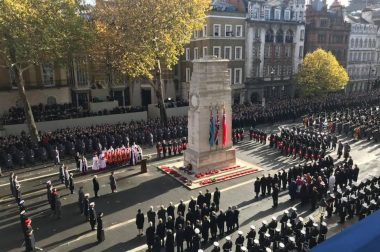 Remembrance Sunday – 100th Anniversary of Armistice