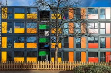 More modular temporary accommodation opens in Ealing